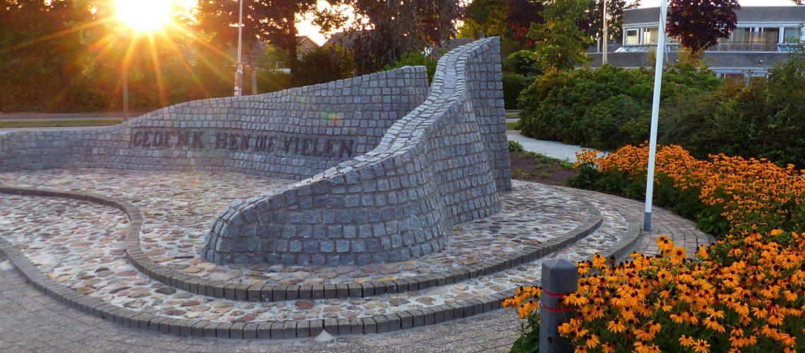V-monument Vroomshoop